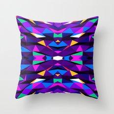 Let's Go Crazy Throw Pillow
