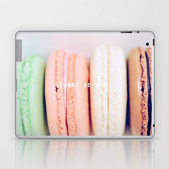 {Sweet on you} Laptop & iPad Skin