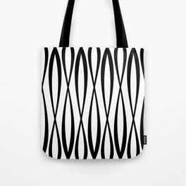 Background of seamless geometric pattern Tote Bag