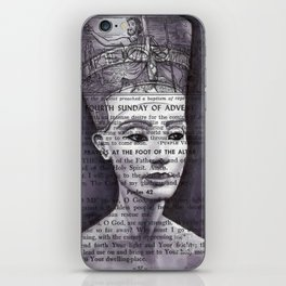Nefertiti II iPhone Skin