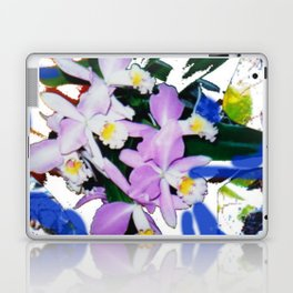 ORCHIDS that I love.                                         by Kay Lipton Laptop & iPad Skin