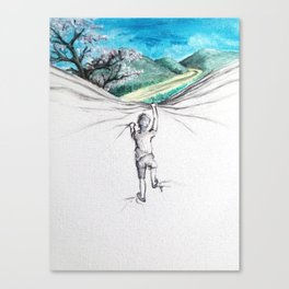 Coveculjak Canvas Print