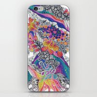 psych iPhone & iPod Skins featuring Psych by Sushibird