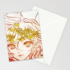 Aquarius / Androgynous Stationery Cards