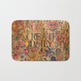 createdaily Bath Mat