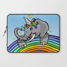 Magical Uniphant! Laptop Sleeve