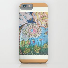 The Changing iPhone Case
