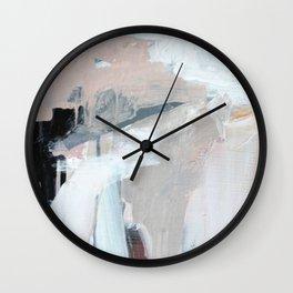 September Daze Wall Clock
