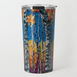 Aspen Grove by Lena Owens Travel Mug