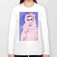 marina Long Sleeve T-shirts featuring Marina by shirley