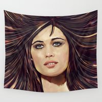 passion Wall Tapestries featuring Passion by Balazs Pakozdi