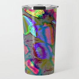 Neon Nature Travel Mug
