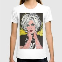 blondie T-shirts featuring Blondie by Matt Pecson
