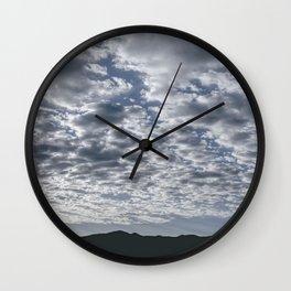 """Sunrise Horizon 3"" by Murray Bolesta! Wall Clock"