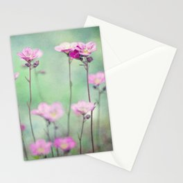 Saxifragia Stationery Cards