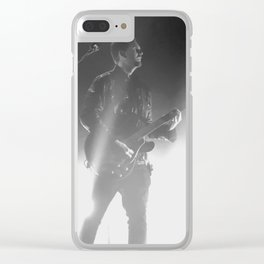 Will Farquarson Clear iPhone Case