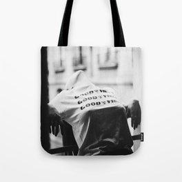 Parisian Vibes Tote Bag