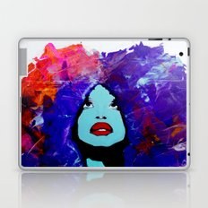 afro color Laptop & iPad Skin