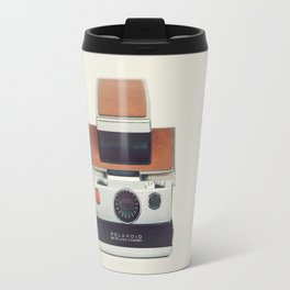 SX-70 POLAROID  Travel Mug