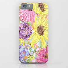 Autumnal Garden Slim Case iPhone 6
