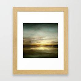 Waterscape Framed Art Print