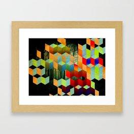 Mazate Framed Art Print
