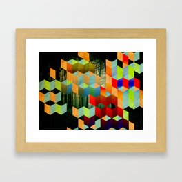 Mazate Framed Art Print