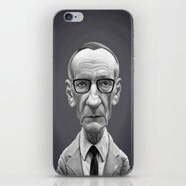 William Burroughs iPhone Skin