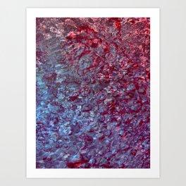 SWIMMING POOL 3 Art Print