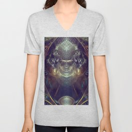 Subconscious New Growth Unisex V-Neck