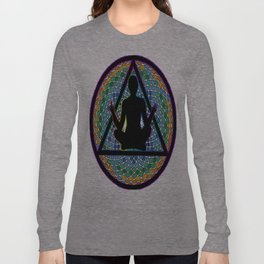 Meditate on this Long Sleeve T-shirt