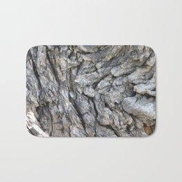 TEXTURES -- Blue Elderberry Bark Bath Mat