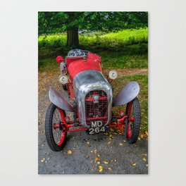 Baughan Cyclecar  Canvas Print