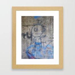 Baily Framed Art Print