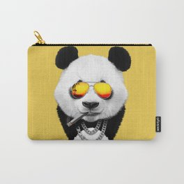 Summer Panda Carry-All Pouch