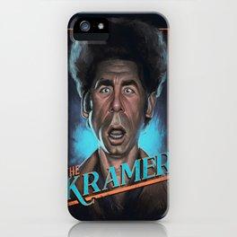 The Kramer iPhone Case