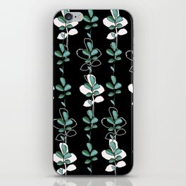 Midnight leves iPhone Skin