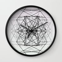 code Wall Clocks featuring Code by Dood_L