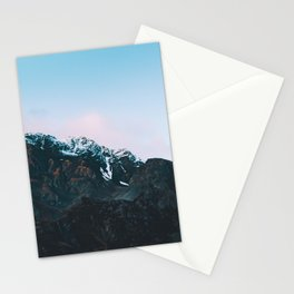 Dawn Mountain - Kenai Fjords National Park Stationery Cards