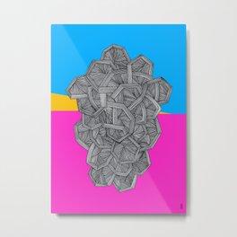 - marseille - Metal Print