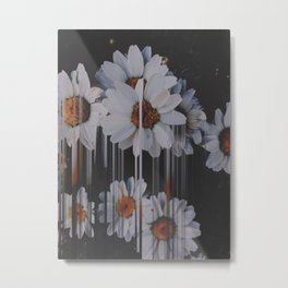 A little pretty, A little Messed up Metal Print