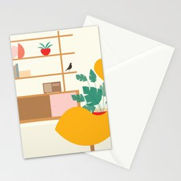 Inside mid century modern 321 Stationery Cards