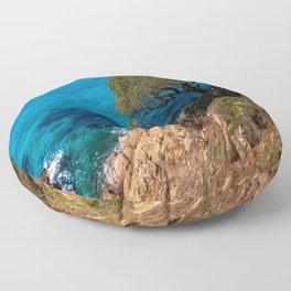 Seaside Shade Floor Pillow