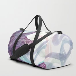 Borderline Sketch Duffle Bag