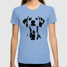 Dalmatian dog watercolour T-shirt