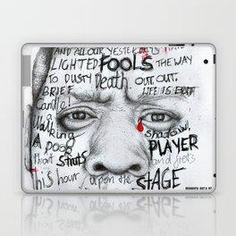Tomorrow Tomorrow Tomorrow Laptop & iPad Skin