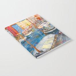 New Harbor, Copenhagen Notebook