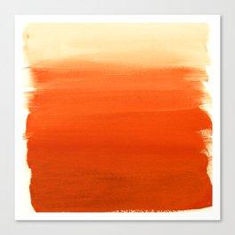 Oranges No. 1 Canvas Print