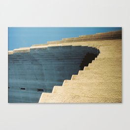 WOOSH Canvas Print