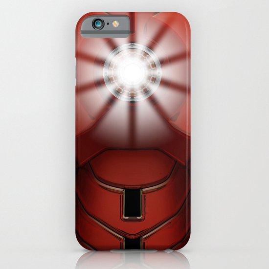 iron man v.2 iPhone & iPod Case